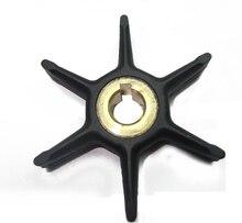 Carbole Водяной насос крыльчатки заменить для Джонсон Evinrude ОМС БРП подвесной Двигатель 277181/434424 18-3001 водяной насос impelle
