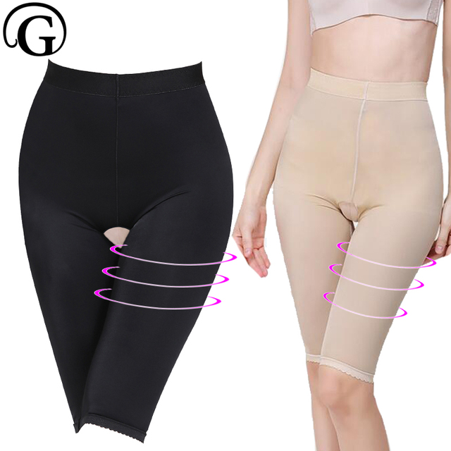 fbd3e50774 women sexy underwear waist trainer booty body shaper push up butt tummy  shaper slimming pants butt