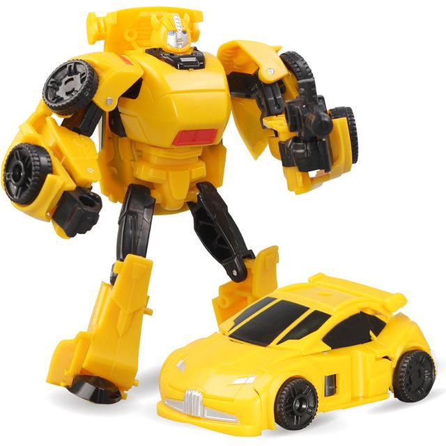 Transformation Toy Deformation Robot Car Action Figures