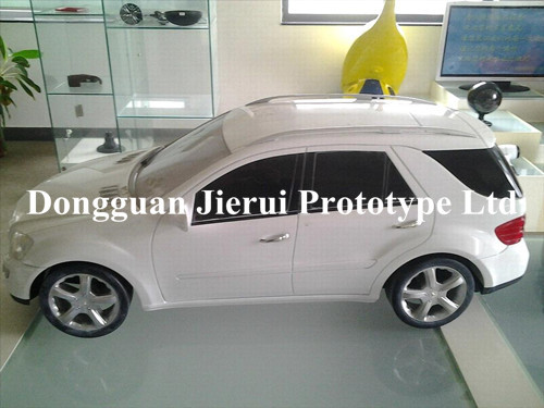 Rapid prototype for car Model car toy mock up rapid prototype