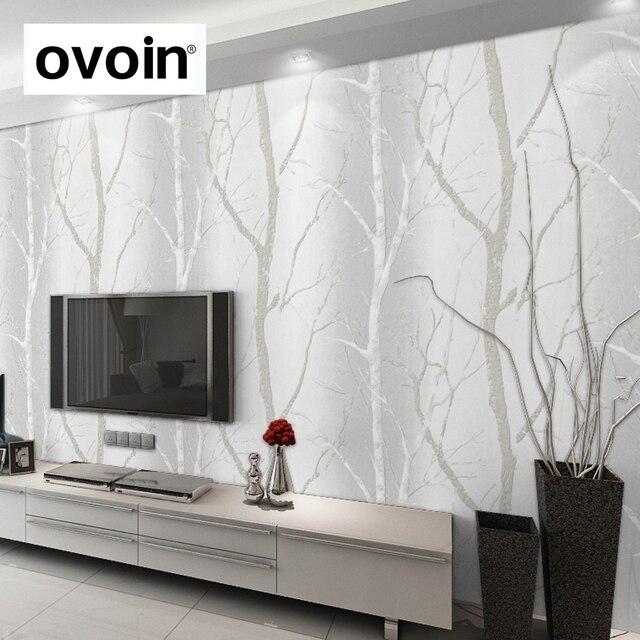 Modern Behang Woonkamer. Trendy Slaapkamer Retrobehang With Modern ...
