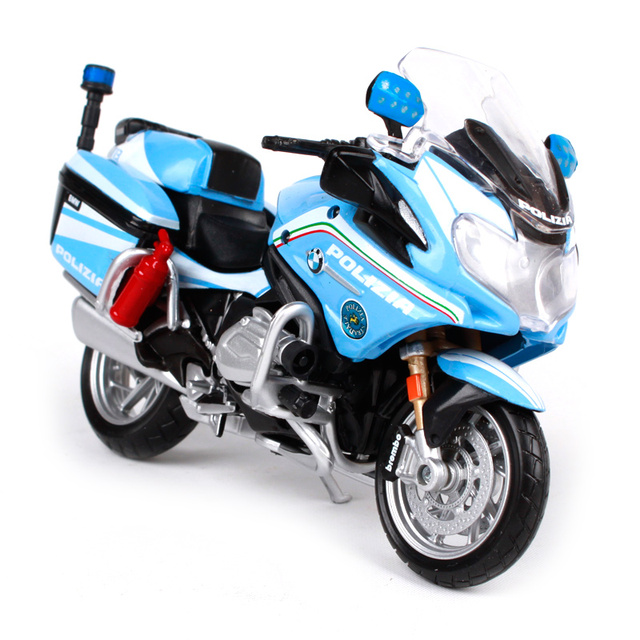Us 15 88 Maisto 1 18 Bmw R 1200 Rt Police 1 18 Motorcycles Diecast Metal Sport Bike Model Toy New In Box For Kids Freeshipping 15953 In Model