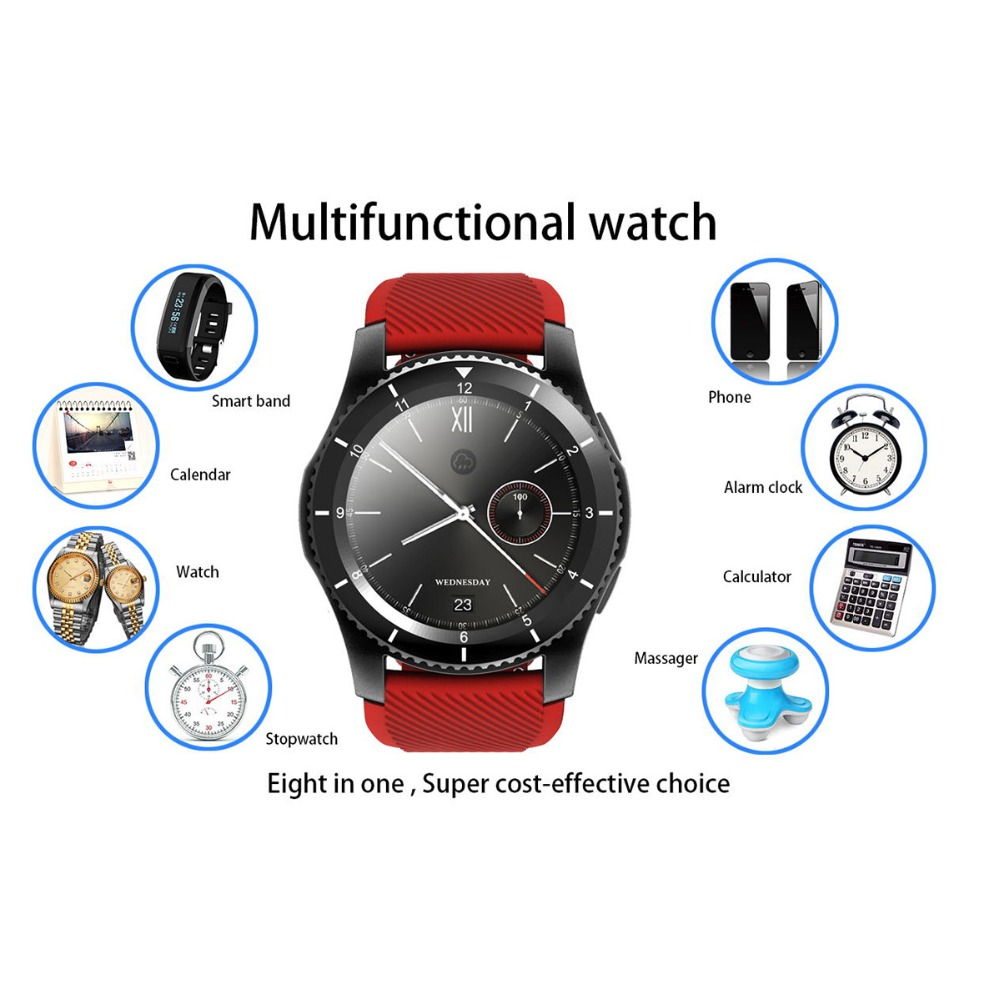 No.1 G8 Smartwatch Bluetooth 4.0 SIM Call Message Reminder Heart Rate Remote Control Monitor Smart watches For Android Apple IOS [in stock]no 1 g8 smartwatch bluetooth 4 0 sim call message reminder heart rate blood pressure smart watch for android ios phone