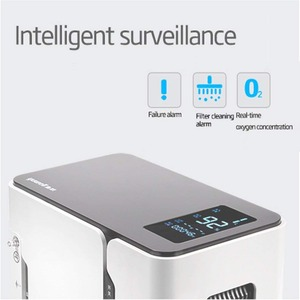 Image 3 - Portable Medical Oxygen Concentrator Generators Household Portable Oxygen Machine Home Air Purifier 93% High Purity