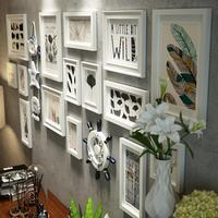 Современный минималистичный гостиной большой размер фото комбинация держателей креативный кулон дерево фото стена Европейский Стиль фон