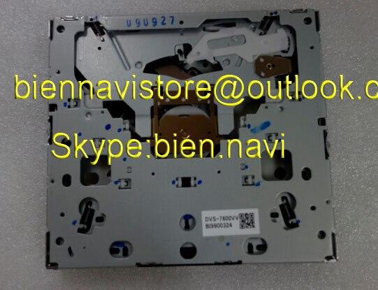 Nieuwe DVS-7600V DVS-7611V DVS-7601V DVD-mechanisme voor auto - Auto-elektronica