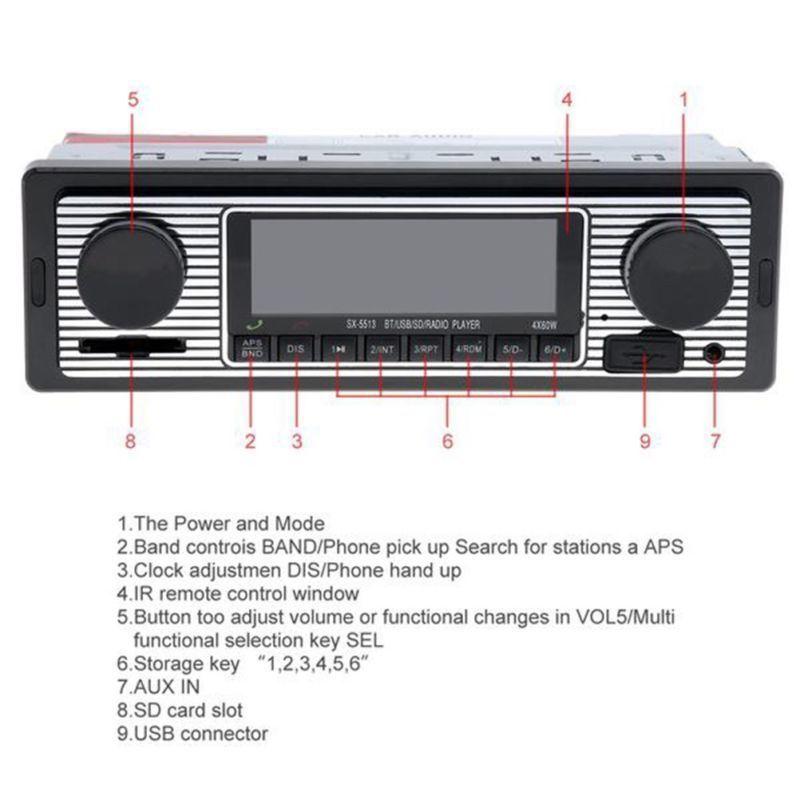 plug-in Araba Small Retro 7