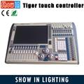 Controlador dmx controlador popular com flightcase led iluminação de palco console de dmx tigre tigre toque