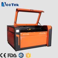 AKJ1390 CNC laser engrave with CE  cheap engraving machine laser