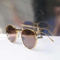 Trendy Sunglasses 2019 New Design Titanium Sun Glasses Frame for Men Women Reading Glasses for Fashion Show Decoration Shades 9S