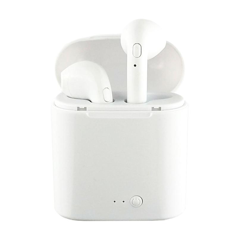 WPAIER I7S TWS Cuffie Bluetooth Portatile Senza Fili Auricolari Con Scatola di Carico mini auricolari bluetooth tipo Universale TWS