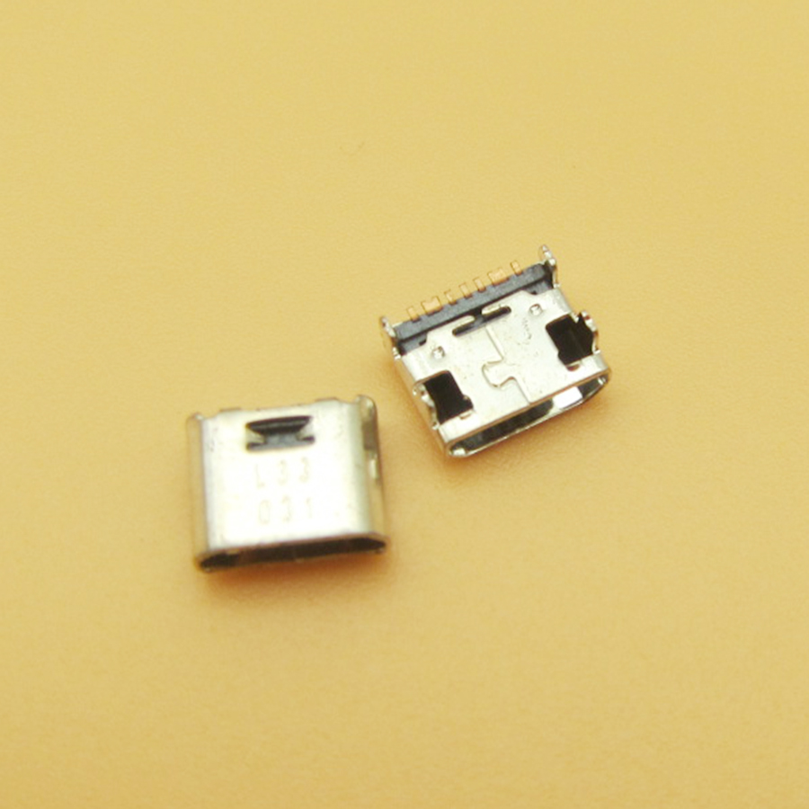 1pcs Charge Connector for Samsung T110 T111 T113 T115 T116 T560 T561 T580 T585 Galaxy Tab A(7 pin,micro USB type-B)