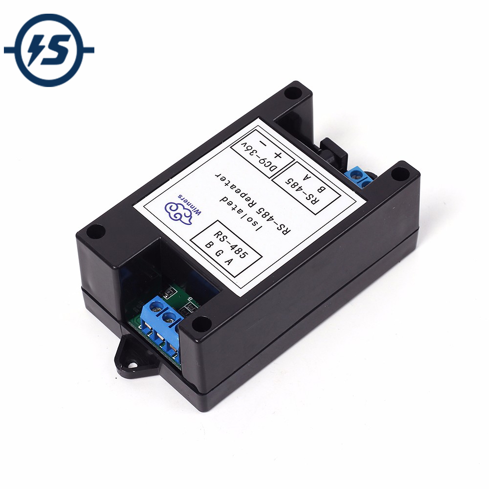 Signal Booster RS485 Signal Repeater Amplifier Signal Booster Amplifier RS485 Repeater Isolator Distance Extenderrs485extenderextender repeater -