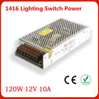 Manufacturers Selling Output 120W 12V 10A Switch Power S 120w 12v LED Drive Power Instrumentation DC