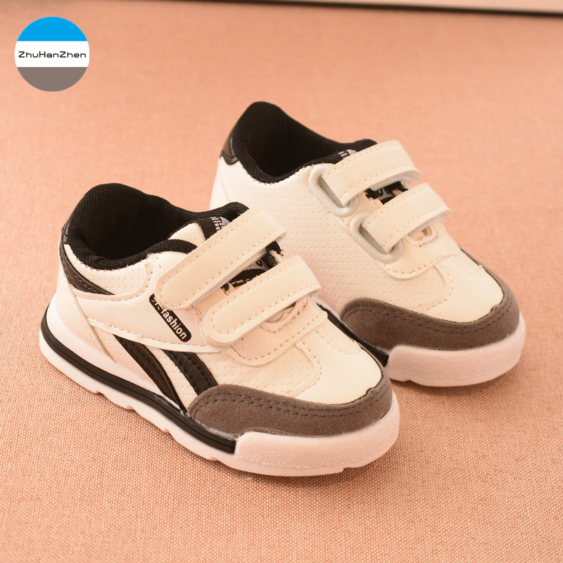 2018 1 to 5 years old baby casual shoes fashion boys and girls shoes infant sneakers newborn ...