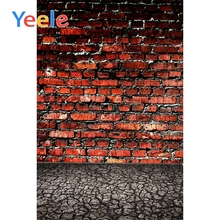 Yeele Vinyl Backdrops For Photography Grunge Wall Wall Brick Floor Portrait Screen Custom Backgrounds Props For Photo Studio custom vinyl print cloth castle ladder photography backdrops for wedding stage photo studio portrait backgrounds props s 836