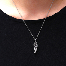 Angel Wing Necklace For Ashes