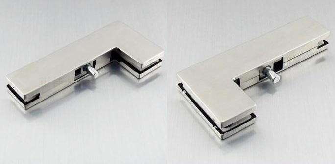 puerta de cristal sin marco pivote superior l clamp inversin usochina mainland