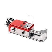 Лидер продаж модели изысканный Электрический Автоматическая сигарета машина курильщика заполнения материалов с пустой трубы JL-046A