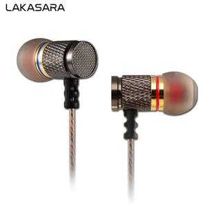 KZ Stereo Earphone with Microphone Earbuds In Ear Headset Bass Sound Music Earphone