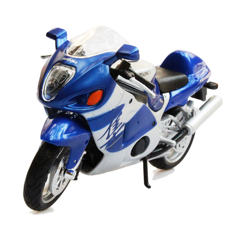 Maisto 1:12 Diecast Metal Motorcycle Toy Simulation Suzuki Motor Bike  GSX1300R Hayabusa Model Vehicle Toys For Children Juguetes In Diecasts U0026  Toy Vehicles ...