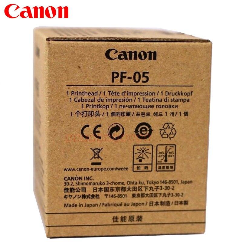 Genuine New PF-05 Printhead Print head Canon PF6300 6300S 6350 IPF6400 6410 6410S 6410SE 6450 6460 IPF8300 8300s 8310 8310S genuine brand new qy6 0083 printhead print head for canon mg6310 mg6320 mg6350 mg6380 mg7120 mg7140 mg7150 mg7180 ip8720 ip8750