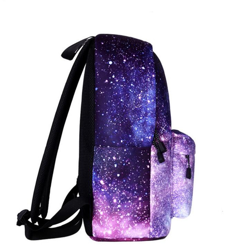 2 Pieces/lot Women Laptop Backpack school bag Printing Backpack With Pencil Case School Bags for Teenage Girls Mochila Feminine
