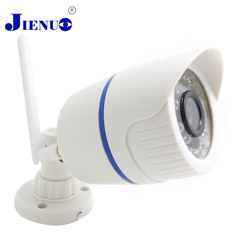 720P CCTV IP Camera HD Wireless Mini Bullet WIFI Cameras Outdoor waterproof network Surveillance Security system ip cam Infrared hd 960p blue bullet ip security camera 3 6mm lens outdoor cctv poe camera waterproof network hd surveillance camera vk13