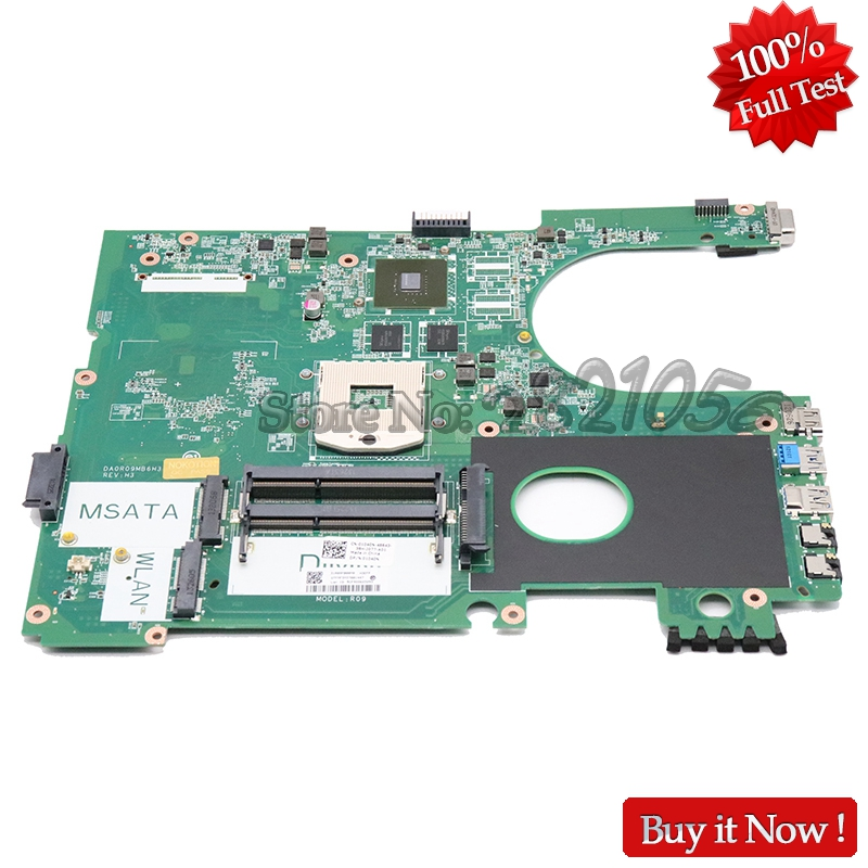 NOKOTION CN 01040N 01040N 1040N Laptop Motherboard For Dell Inspiron 15R 5720 DA0R09MB6H1 MB GT630M