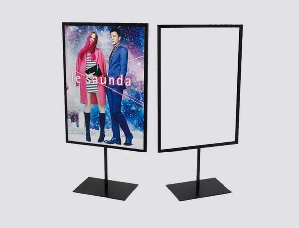 Rewelacyjny Biurko znak stojak POP plakat ramki na zdjęcia POP billboard AS35