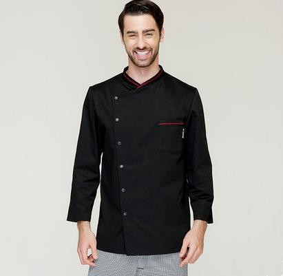 Chef Coat Designs | 2015 New Design Fashion Classic Long Sleeve Chef Coat High Quality