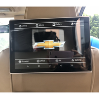 Car Monitor Headrest DVD Player For Chevrolet Suburban Rear Seat Entertainment Android 7.1 System 11.8 inch