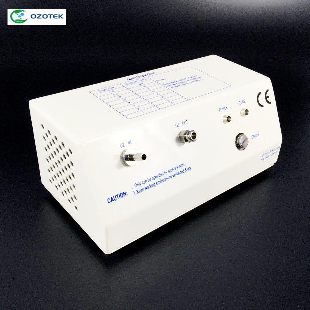 Ozone therapy, medical ozone generator, MOG003 12V mini ozone generator with ozone destructor concentration 5-99ug/ml