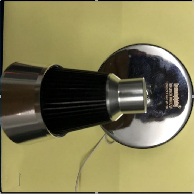 2X12VDC LED պտտվող ընթերցման թեթև թույն / - Ավտոմեքենայի լույսեր - Լուսանկար 4