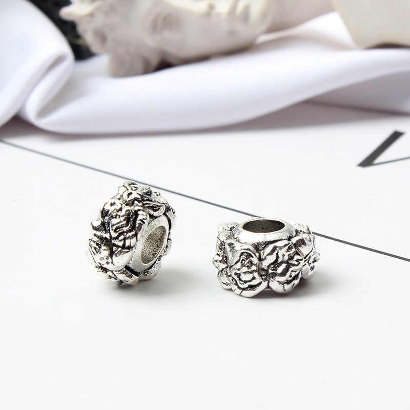 2019 nova original grânulo liga neve branco mary poppins charme caber pandora pulseira colar diy jóias femininas