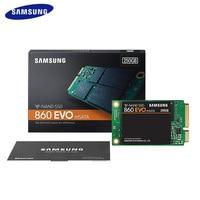 SAMSUNG SSD 250G 860EVO MSATA SSD 500G Internal Solid State Disk Drive 1T MLC For Laptop Desktop PC
