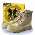 Laite Hebe 2017 Nuevo Delta Táctico Militar Botas de Desierto SWAT Botas de Combate Del Ejército Al Aire Libre Zapatos Transpirables Camuflaje Botas LH201