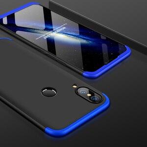 Image 4 - Чехол Nova 3 с полной защитой 360 градусов, чехлы для Huawei Nova 3I, 6,3 дюйма, чехол для Huawei nova 3i, nova 3, i, nova3, INE LX2