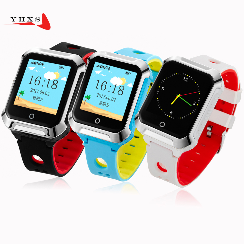 IP67 Waterproof Children GPS Swim Phone Smart SOS Call Location Device Tracker Kids Safe Anti-Lost Remote Monitor Watch PK Q750S smarcent df25 gps smart watch sos call ip67 waterproof smartwatch for child kids safe device tracker anti lost pk q50 q90 q100