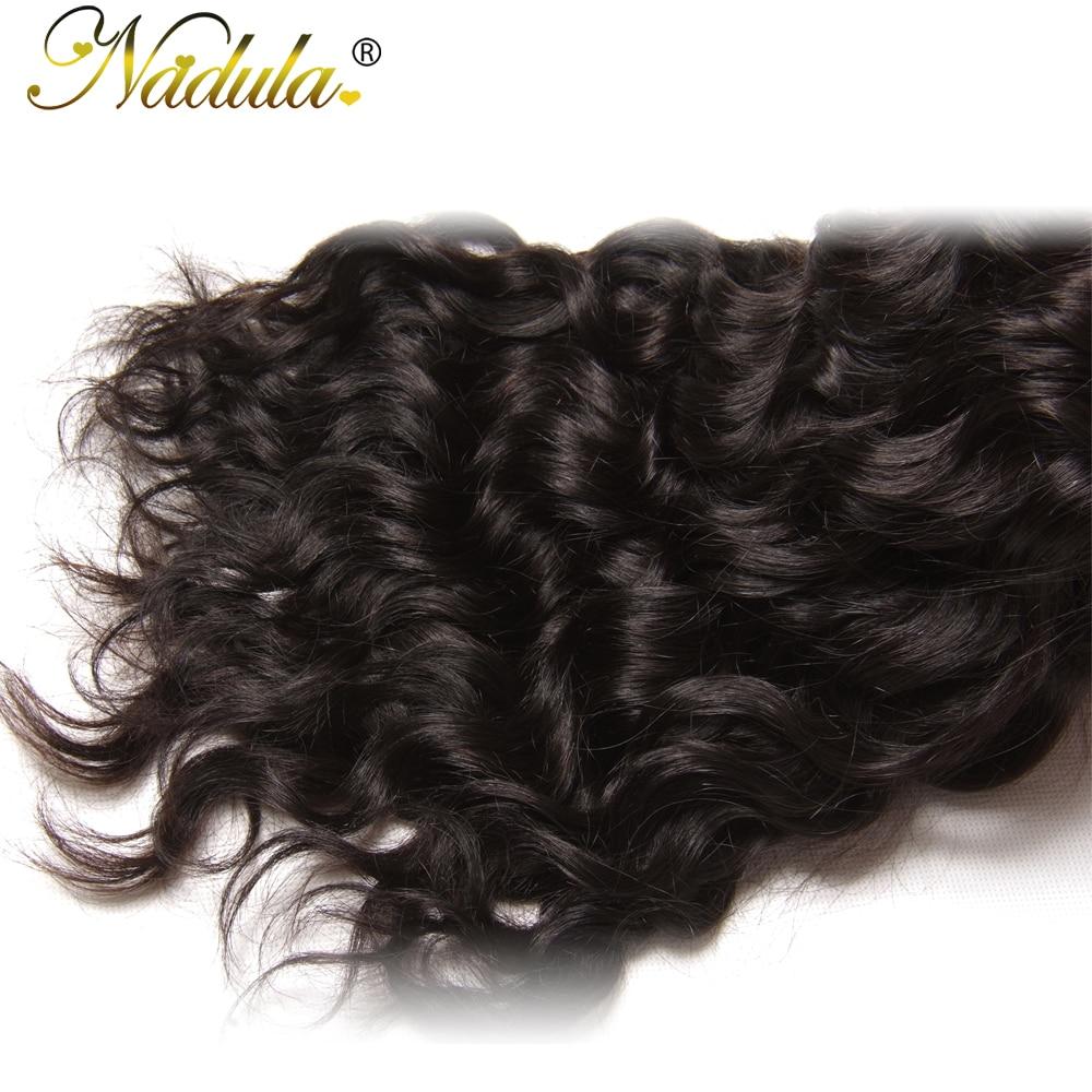 Nadula Hair  Natural Wave Hair 1 Bundle 100%   10-28 inch Natural Color  6