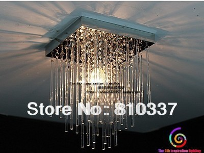 Crystal combination 20cm Led Crystal Ceiling 1 Light Fixture Pin Lamp Lighting Prizm Chandelier SJ99 silver crystal ring led chandelier crystal lamp light lighting fixture modern led circle light used for ceiling or wall 20cm