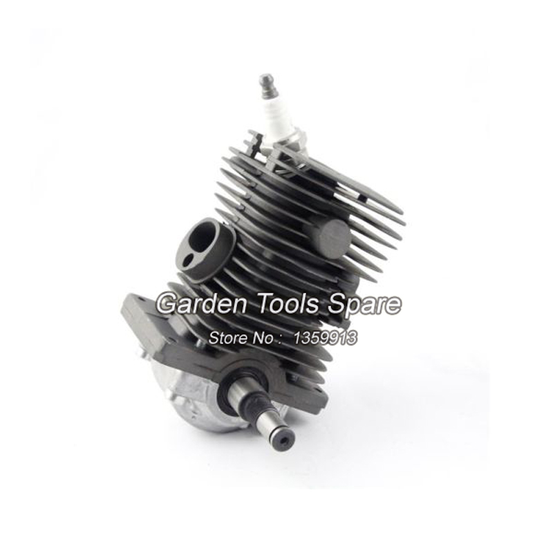 38mm size,10mm piston kit and crankshaft made up cylider kits fit MS170 MS180 changchai 4l68 engine parts the set of piston piston rings piston pins