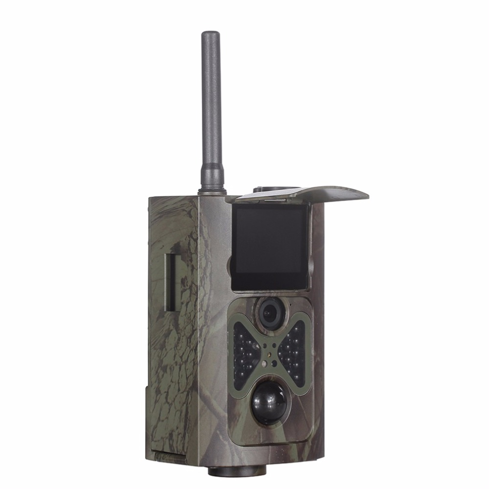 HWHigh Quality Wireless Hunting Cameras 500M HD 1080P GSM MMS GPRS SMS Control Scouting Digital Infrared Trail Hunter Cam Camera scouting hunting camera hc300m hd gprs mms digital 940nm infrared trail camera gsm 2 0 lcd hunter cam drop shipping
