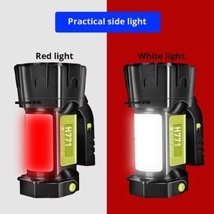 Image 3 - Super Bright LEDไฟฉายไฟฉายไฟ6โหมดขับเคลื่อนโดย18650แบตเตอรี่สำหรับCampingกลางแจ้ง