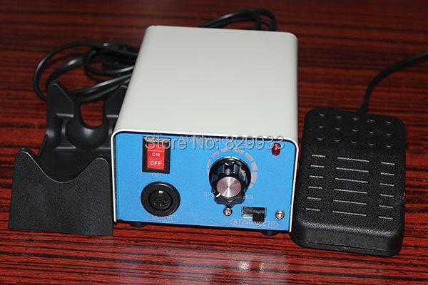 220 В 35 К оборотов Скорость Электрический Инструменты зубные lab, ювелирные изделия, дизайн ногтей мини Шлифовальные станки марафон 3 микромот