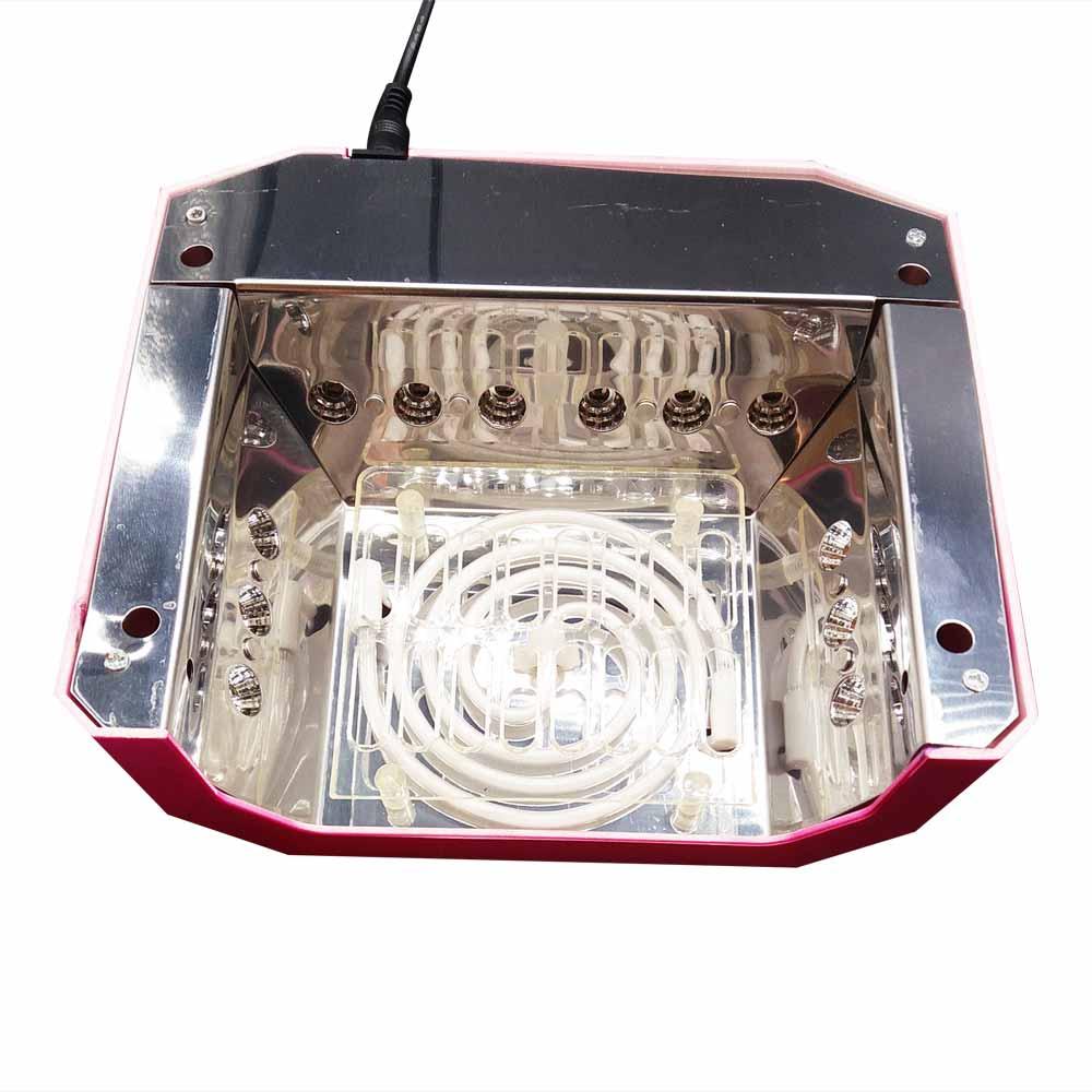 Llambë ultravjollcë 36W + dritë ultraviolet UV tharëse gozhdë - Art thonjsh - Foto 5