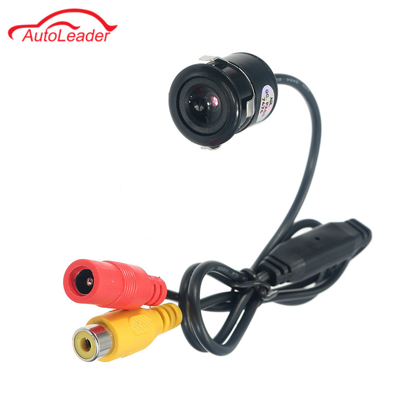 170 Degree Wide CMOS Waterproof Car Rear View Camera 18.55mm Hole Reversing Backup Parking Night HD Camera