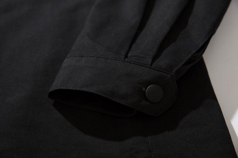 Color Block Coaches Jackets 11