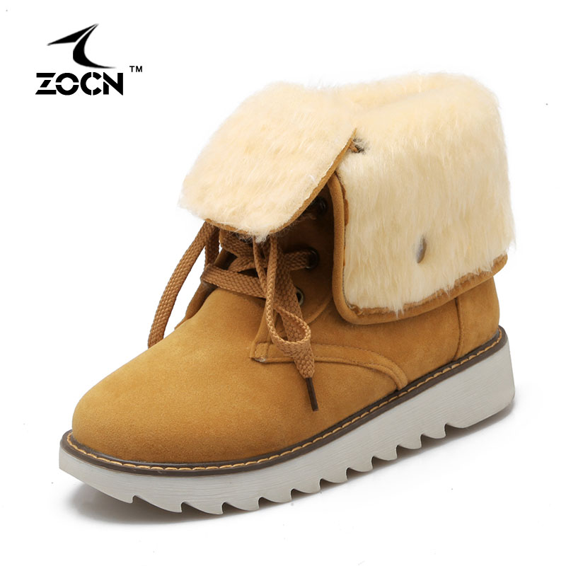 aliexpress buy zocn snow boots winter ankle