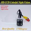 Câmera Traseira do carro Para Hyundai ix35/Para Hyundai Tucson 2014 ~ 2016 Do Reverso Do Carro Câmera Traseira com a Assistência de Estacionamento CCD